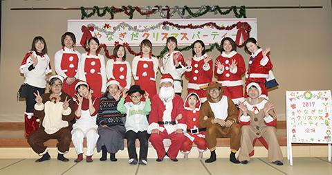 クリスマスパーティー弥彦.JPG