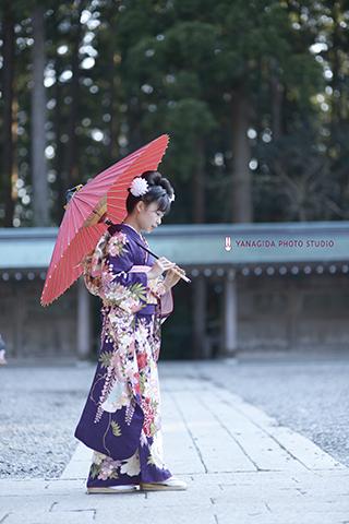 番傘 和装 成人振袖 弥彦.jpg