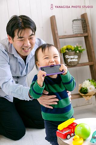 パパと1歳 お誕生日.jpg